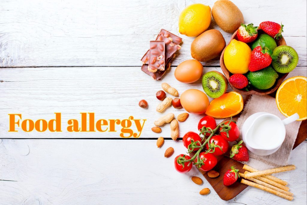 フードアレルギーのイメージ写真