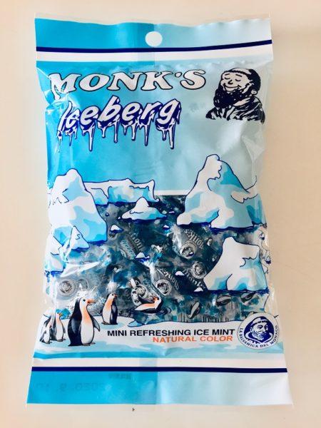 アケラス モンクス アイスバーグキャンディバッグのパッケージ写真