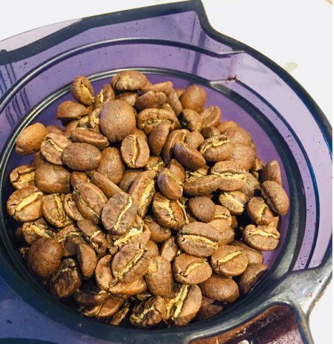 ブルーボトルコーヒーギフトのコーヒー豆