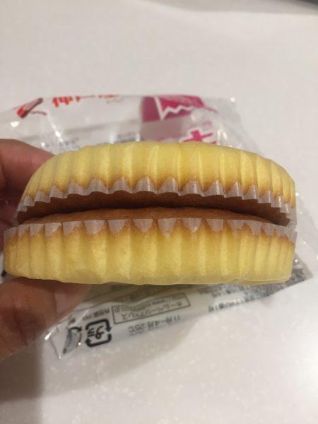 神戸屋のマイケーキの中身